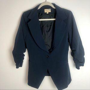 Elizabeth and James blue blazer size 6